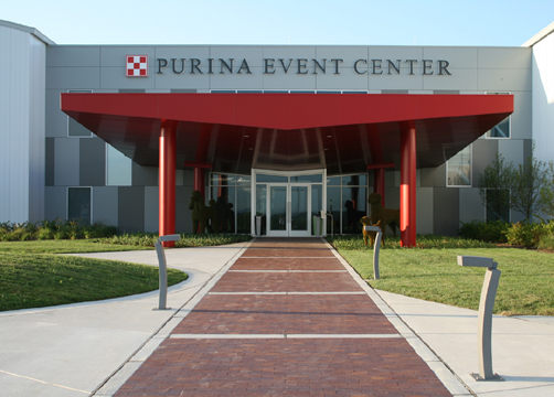 Purina Event Center Grand Opening